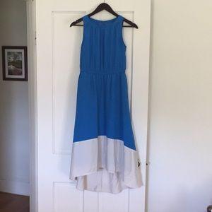 Anne Taylor Loft High Low Dress
